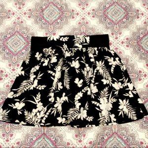 Joe B floral skirt